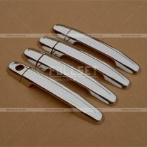 Хром-накладки на ручки дверей