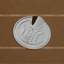 Накладка на лючок бензобака Fiat Doblo (01-09)