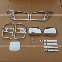 Хром пакет Toyota Rav-4 (00-05)