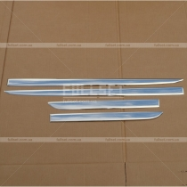 Накладки на молдинги Toyota Rav-4 (00-05)