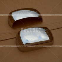 Накладки на зеркала Fiat Doblo (01-09)