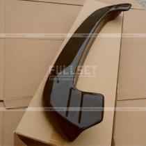 Спойлер пятой двери (черный, абс-пластик)