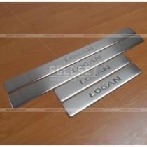 Порожки в салон Dacia Logan MCV (05-11)