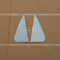 Накладки на задние стойки Daihatsu Terios (06-15)