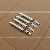Накладки на ручки Honda Civic 4d (06-12)