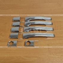 Накладки на ручки Mitsubishi Pajero Wagon 3 (00-06)