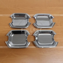 Накладки под ручки Mitsubishi Pajero Wagon 3 (00-06)