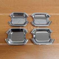 Накладки под ручки Mitsubishi Pajero Wagon 4 (08-13)