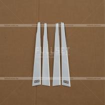 Накладки на стойки Nissan Maxima A33 (00-07)