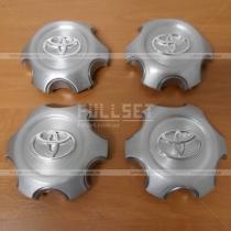 Заглушки в диски Toyota Prado 120 (03-09)