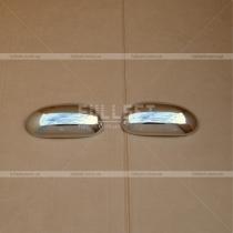 Накладки на зеркала Nissan Maxima A33 (00-07)