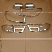 Хром комплект Toyota Fortuner (05-15)