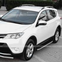 Пороги площадки Toyota Rav 4 (2013-...)