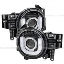 Передняя оптика Toyota FJ Cruiser (04-12)