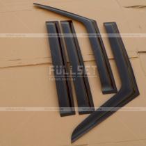 Дефлекторы окон Mercedes Gelandewagen (90-15)