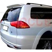 Спойлер крышки багажника Mitsubishi Pajero Sport (2010-...)