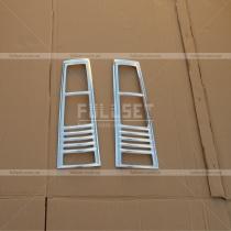 Накладки на задние фонари Honda CR-V (96-02)