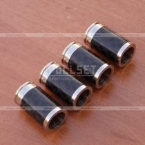Колпачки на ниппеля с карбоновыми вставками, с эмблемами Nissan, nismo