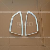 Накладки на задние фонари Kia Soul (09-14)