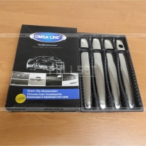 Накладки на ручки Mitsubishi Outlander XL (07-12)