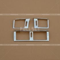 Накладки на обдувы салона Mercedes W210 (95-98)