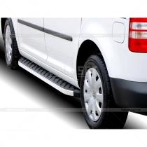 Пороги площадки Volkswagen Caddy 04-09