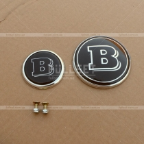 Значки на багажник Brabus