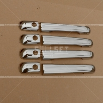 Хром-накладки на ручки Mercedes Vito 638 (96-03)