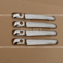 Хром-накладки на ручки Mercedes Sprinter 901 (98-05)