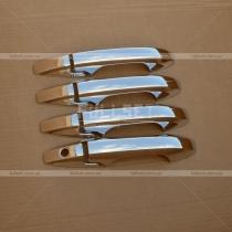 Накладки на ручки Honda CR-V (07-12)