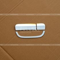 Хром-накладка на ручку багажника Mercedes Vito 639 (04-14)