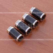 Колпачки на ниппеля с карбоновыми вставками