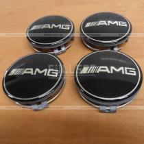 Заглушки в диски AMG, BRABUS