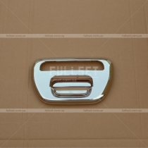 Накладка на ручку багажника Mitsubishi L-200 (06-12)