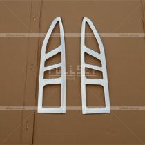 Накладки на задние фонари Citroen Berlingo (08-17)