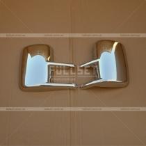 Накладки на зеркала Mercedes Sprinter 901 (98-05)