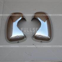Накладки на зеркала Opel Vivaro (04-09)