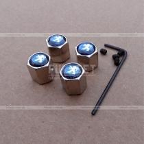 Колпачки на ниппеля Peugeot