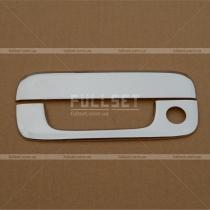 Накладка на ручку багажника Peugeot Partner (02-07)