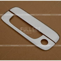 Накладка на ручку багажника Citroen Berlingo (02-07)