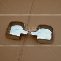 Накладки на зеркала Citroen Berlingo (02-07)