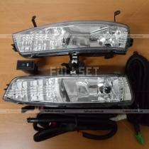 Противотуманные фары Hyundai Accent 06-09