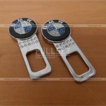 Защелки для ремней безопасности с логотипом BMW