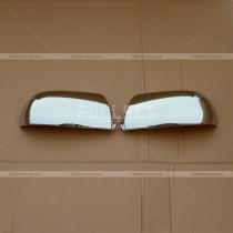 Хром накладки на зеркала Hyundai Santa Fe 06-09