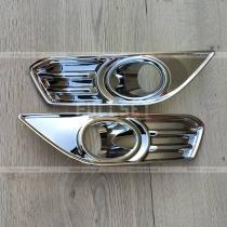 Накладки на противотуманки Ford Fusion USA (2012-2020)