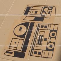 Декор салона Volkswagen Transporter T5 (04-09)