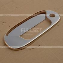 Накладки на ручку багажника Fiat Doblo (01-09)