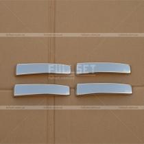 Накладки на ручки полоски Fiat Doblo (2010-...)