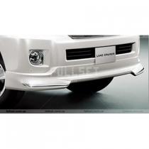 Юбка переднего бампера Toyota Land Cruiser 200 (08-...)