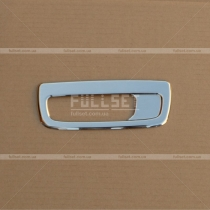 Накладка на ручку багажника Renault Kangoo (2008-...)